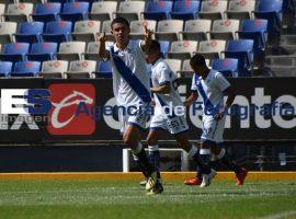 Partido de ida  Final Sub17 Puebla vs Necaxa