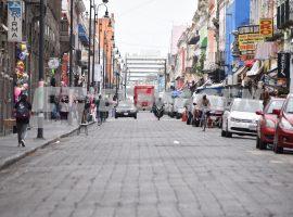 Retira Ayuntamiento a vendedores ambulantes