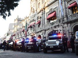 Elementos de Seguridad Pública Municipal