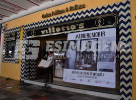 Campaña #ABRIROMIRIR