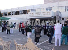 Inicio de Vacunación COVID19 IMSS San José