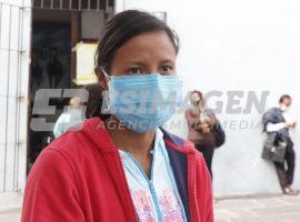 María Elena García denuncia violencia familiar contra de su pareja
