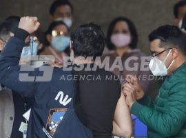 Vacunas contra el Covid-19 en La Margarita