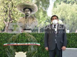 Ceremonia Conmemorativa al CII aniversario Luctuoso del Gral. Emiliano Zapata